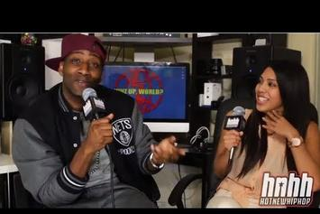 """DeStorm """"In The Booth: DeStorm Behind the Scenes and Interview"""" Video"""