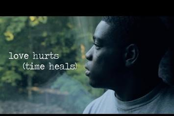 "JayR. ""Love Hurts (Time Heals) "" Video"