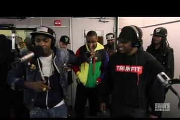 "King Los ""Sway In The Morning Freestyle"" Video"