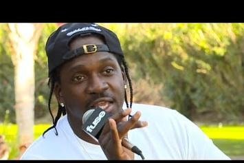 "Pusha T ""Talks Debut Album Features & Production"" Video"