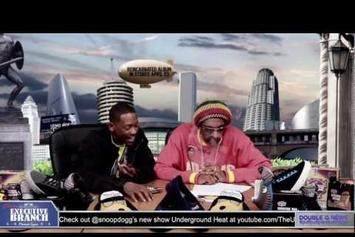 "Kurupt Feat. Snoop Dogg ""Interview On Snoop Dogg's GCN"" Video"