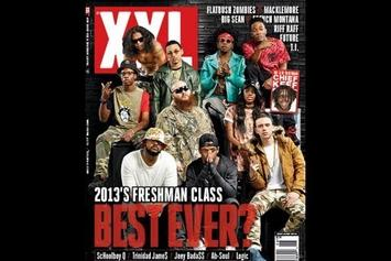 "Trinidad James Feat. Logic, Dizzy Wright, Ab-Soul, Kirko Bangz & More ""BTS Of XXL Freshmen 2013 Cover Shoot"" Video"