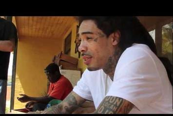 "Gunplay ""BTS Of ""Bible On The Dash"""" Video"