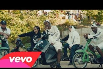 "ASAP Rocky Feat. Skrillex & Birdy Nam Nam ""Wild For The Night"" Video"