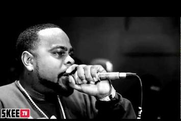 """Crooked I """"Freestyles At SXSW"""" Video"""
