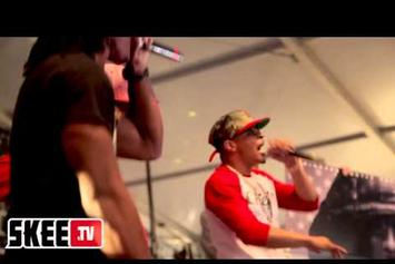 """T.I. Feat. Pharell """"What You Know (Live At SXSW)"""" Video"""
