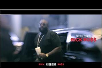 """Rick Ross Feat. French Montana """"Reebok Classic Private Party In Las Vegas"""" Video"""