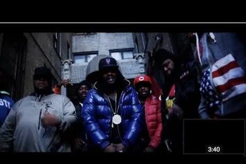 "Wale Feat. Chinx Drugs & Fatz ""Let A Nigga Know"" Video"