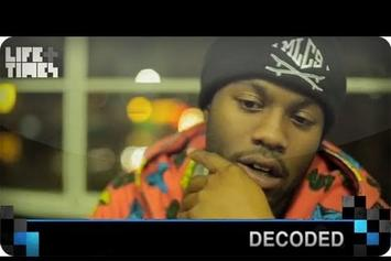 "Casey Veggies ""Decoded: ""Whip It"""" Video"