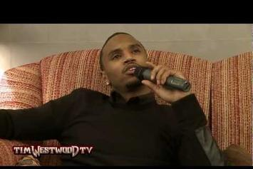 "Trey Songz ""Discusses Former Beef With R. Kelly"" Video"
