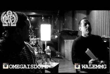 "Wale Feat. Jerry Seinfeld ""In Studio Together"" Video"