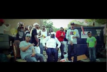 "Young Dro Feat. Decatur Slim & Mac Boney ""I'm Wit It"" Video"