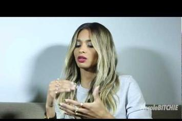 "Ciara ""Talks Relationships with 50 Cent & Amare Stoudemire"" Video"