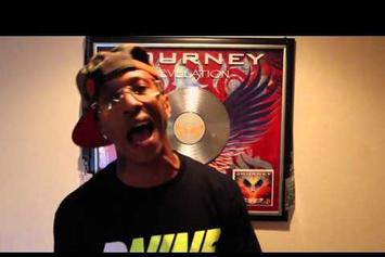"Fredro Starr ""DMX Diss Freestyle"" Video"