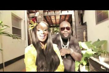 "Reema Major Feat. Rick Ross ""I'm The One"" Video"