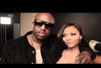 "Teairra Mari ""Signs to Rico Love's Division1"" Video"