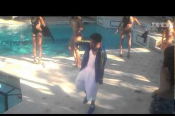 """Mann Feat. Iyaz & Snoop Dogg """"Behind the Scenes of """"The Mack"""" Video Shoot"""" Video"""