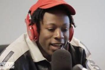 "Joey Bada$$ ""Breakfast Bar Freestyle"""