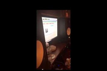 Wale Previews New Song With Kanye West