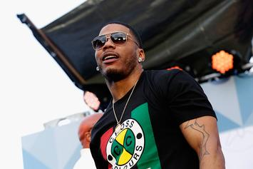 Nelly Performs In Iraq To Raise Money For The War Against ISIS