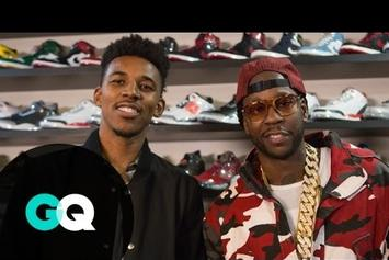 """2 Chainz & Nick Young Shop For Rare Sneakers On """"Most Expensivest Shit"""""""