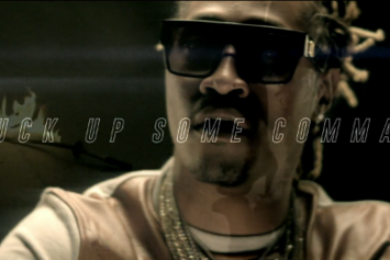 "Future ""F--k Up Some Commas"" Video"