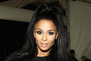 "Ciara Shares Artwork For ""Jackie"""