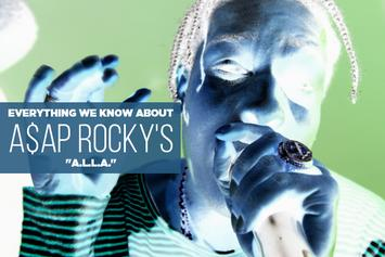 "Everything We Know About A$AP Rocky's ""A.L.L.A."""