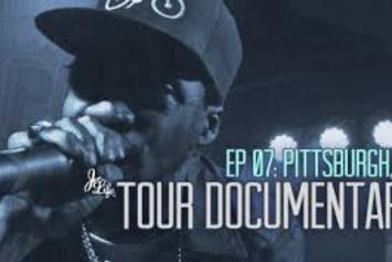 "Curren$y's ""Pilot Talk 3"" Tour (Ep. 7)"
