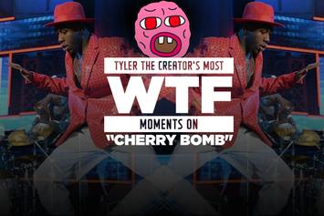 "Tyler The Creator's Most WTF Moments On ""Cherry Bomb"""