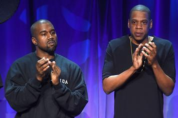 """Jay Z Drops A Music Video For """"Glory"""" On Tidal"""