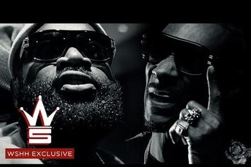 "Rick Ross Feat. Snoop Dogg ""Quintessential"" Video"