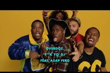 "OverDoz. Feat. A$AP Ferg ""Fuck Yo' DJ"" Video"