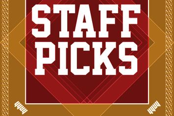 Staff Picks Playlist (April 24)