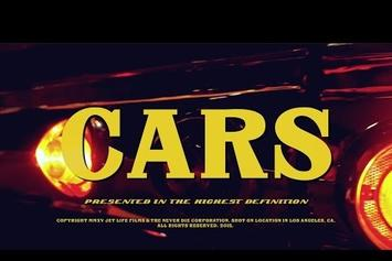 """Curren$y """"Cars"""" Video"""