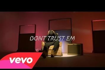 """Rayven Justice Feat. Chinx & Uncle Murda """"Don't Trust 'Em"""" Video"""
