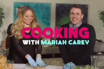 """Cooking With Mariah Carey"" Funny Or Die Video"