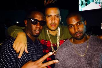 """French Montana Says Kanye West & Miguel Will Feature On """"Mac & Cheese: The Album"""""""