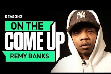 On The Come Up: Remy Banks