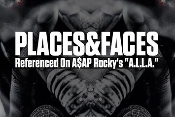 "Places & Faces Referenced On ASAP Rocky's ""A.L.L.A."""