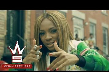 "Lil Mama ""Sausage"" Video"