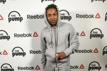 "Kendrick Lamar Visited The High School That Used ""To Pimp A Butterfly"" In English Lessons"