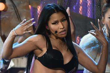 "Nicki Minaj Responds To Safaree's ""Love The Most"" Song"