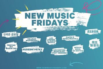 Music Industry Moving New Music Release Dates To Fridays Worldwide