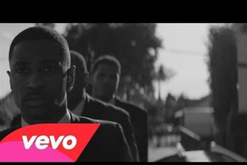 """Big Sean Feat. Kanye West, John Legend """"One Man Can Change The World"""" Video"""