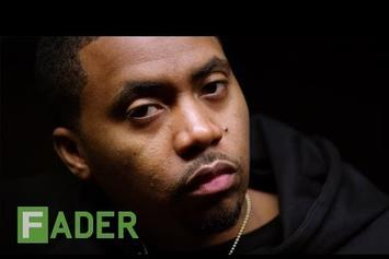 """Nas """"Obey Your Thirst"""" Documentary"""