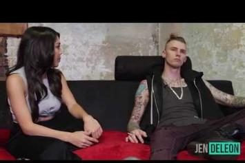 "Machine Gun Kelly: ""When I'm With Her, Nothing Else Matters"""
