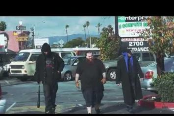 "Gangrene (Alchemist & Oh No) Feat. Action Bronson ""Driving Gloves"" Video"