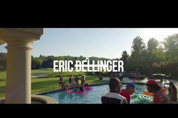 """Eric Bellinger """"Overrated, Viral & Text Threads"""" Video"""