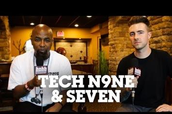 "Tech N9ne & Seven Discuss Their Chemistry & ""Special Effects"""